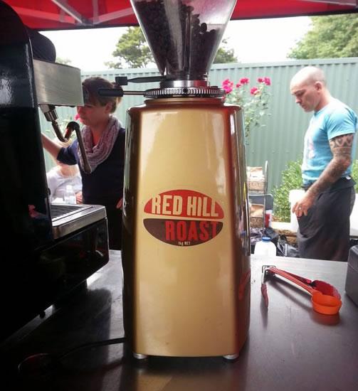 red hill roast grinder
